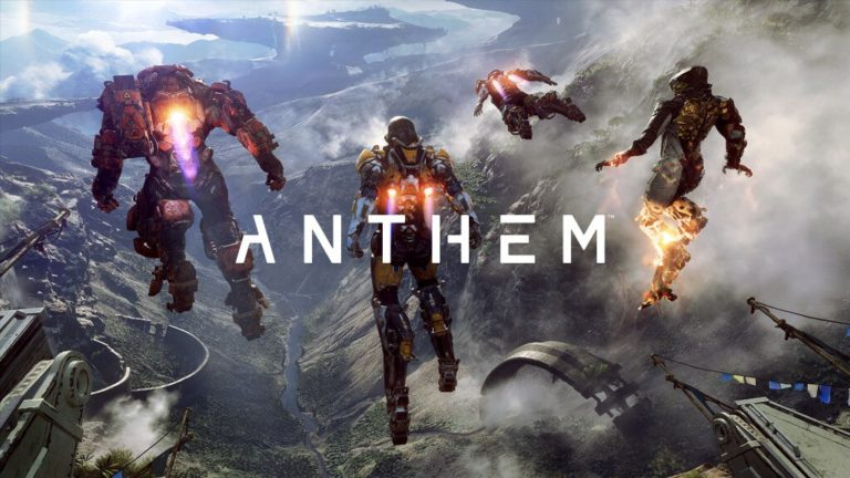 New Anthem developer livestream sheds light on loot, gear and progression