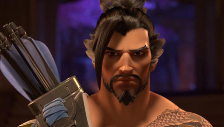 Blizzard gives us a glimpse at the Hanzo rework