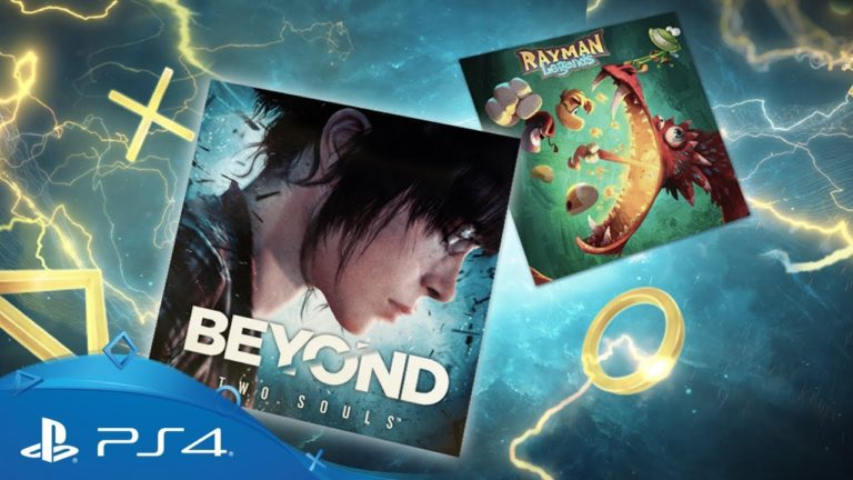 PlayStation Plus free games for May announced