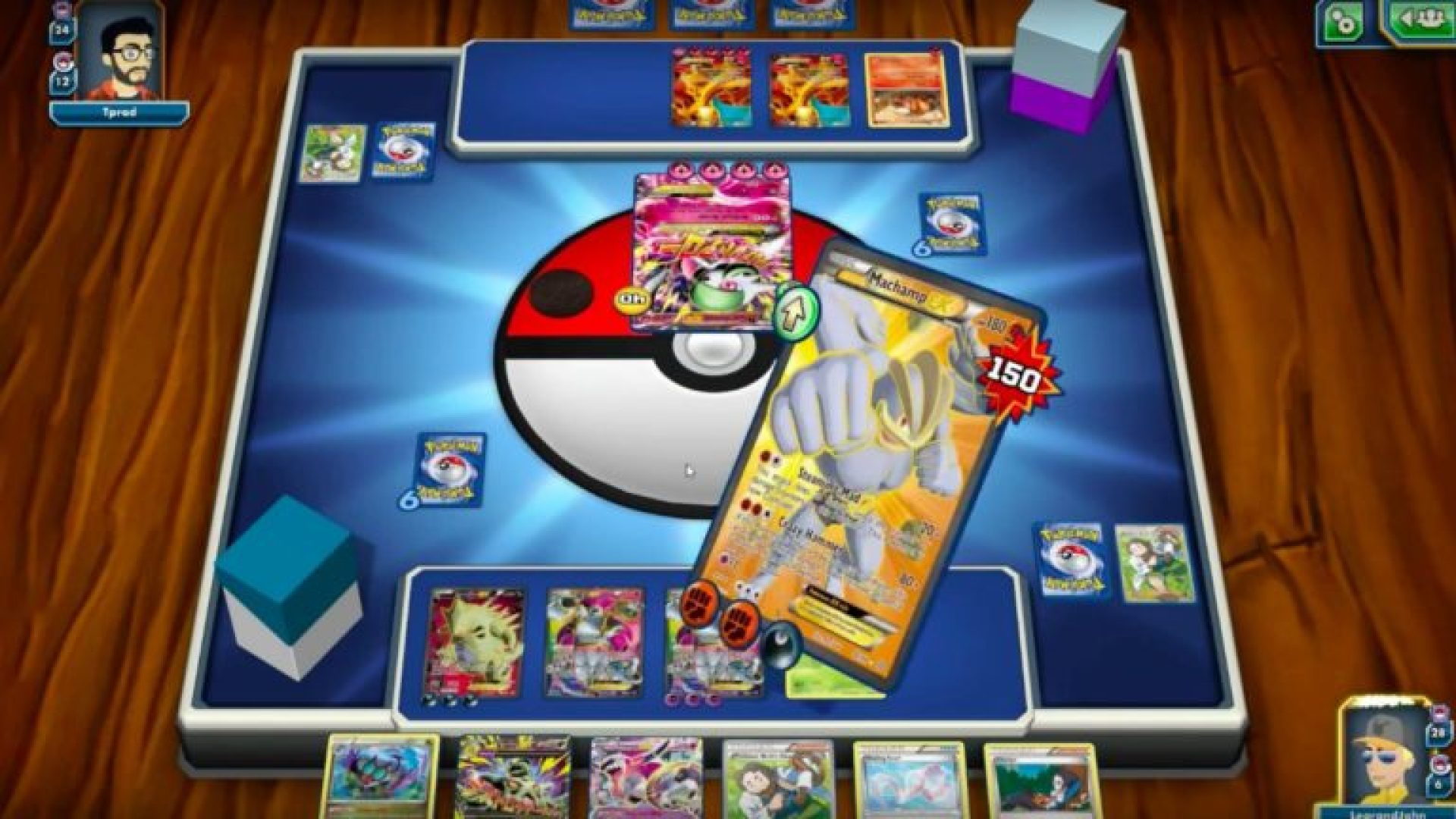 Pokémon Trading Card Game Online might be coming to Switch | PowerUp!