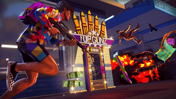 The Battle Royal genre is growing every-day and with dominant titles like  Fornite and PUBG, new games in the genre need to have a point of difference.