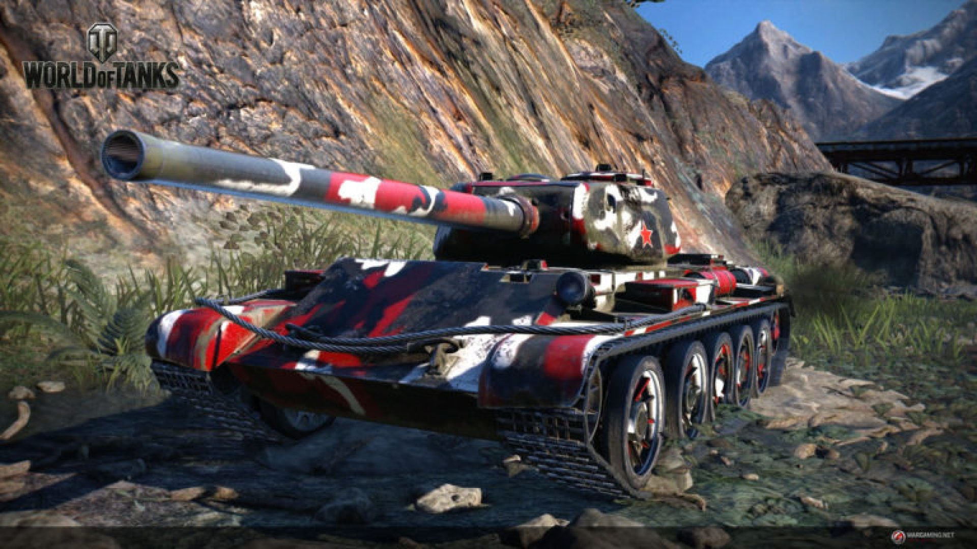 The T-54 Motherland tank returns to World of Tanks for the