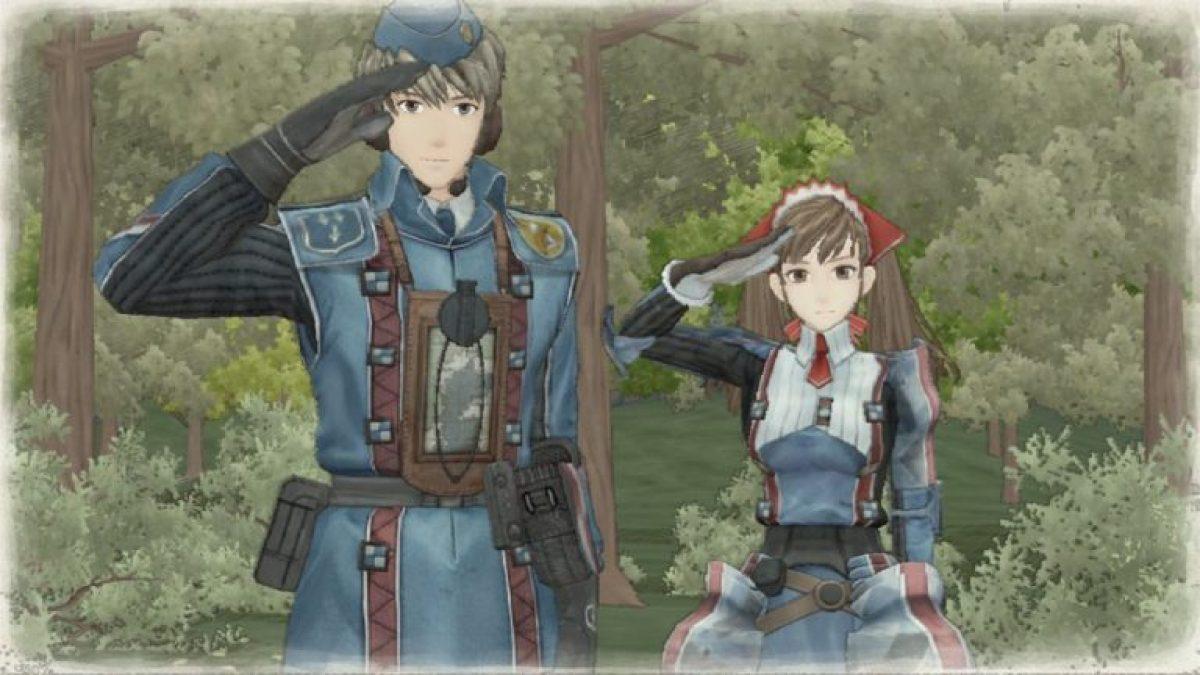 SEGA announces digital only Valkyria Chronicles for Nintendo