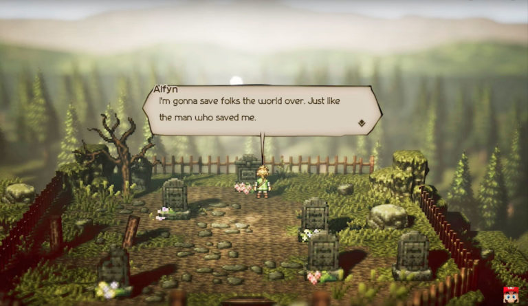 Octopath Traveler – How to Multiclass with the Apothecary