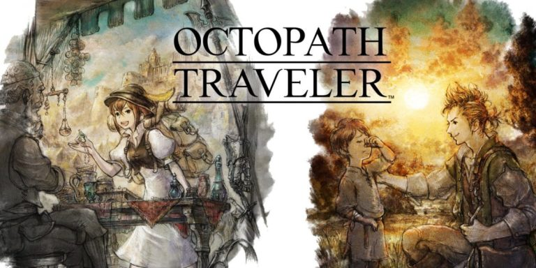 Hands-on with Octopath Traveler