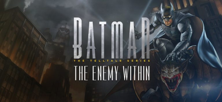 Looks like Batman The Enemy Within is headed to Switch