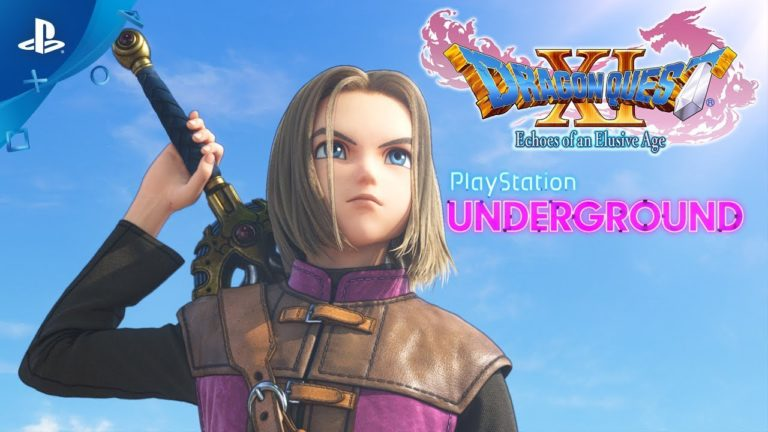 Watch 17-minutes of Dragon Quest XI Gameplay
