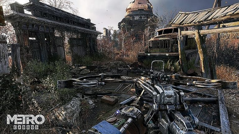 Metro Exodus has been delayed until Q1 2019
