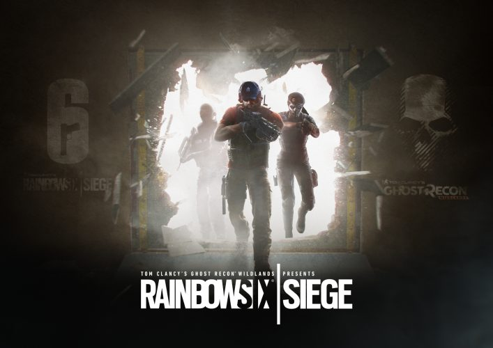 Rainbow Six Siege and Ghost Recon Wildlands crossover this week