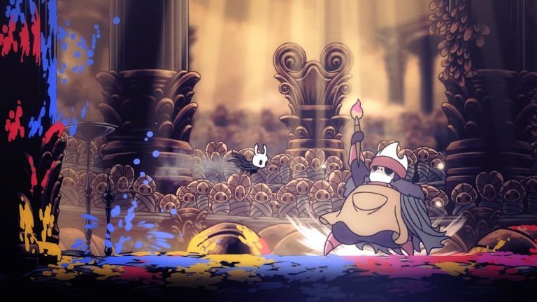 Hollow Knight Gods and Glory launching in August as a free update