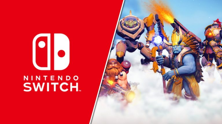 Paladins Review Switch