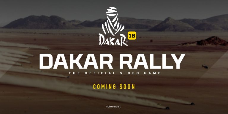 DAKAR 18 comes to consoles early next month
