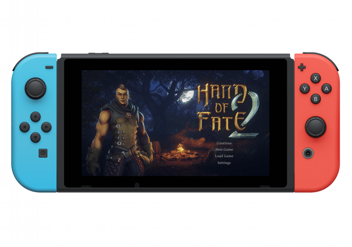 Hand of Fate 2 Review Switch – It's in the cards