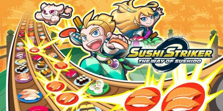 Sushi Striker Review – Plating Up