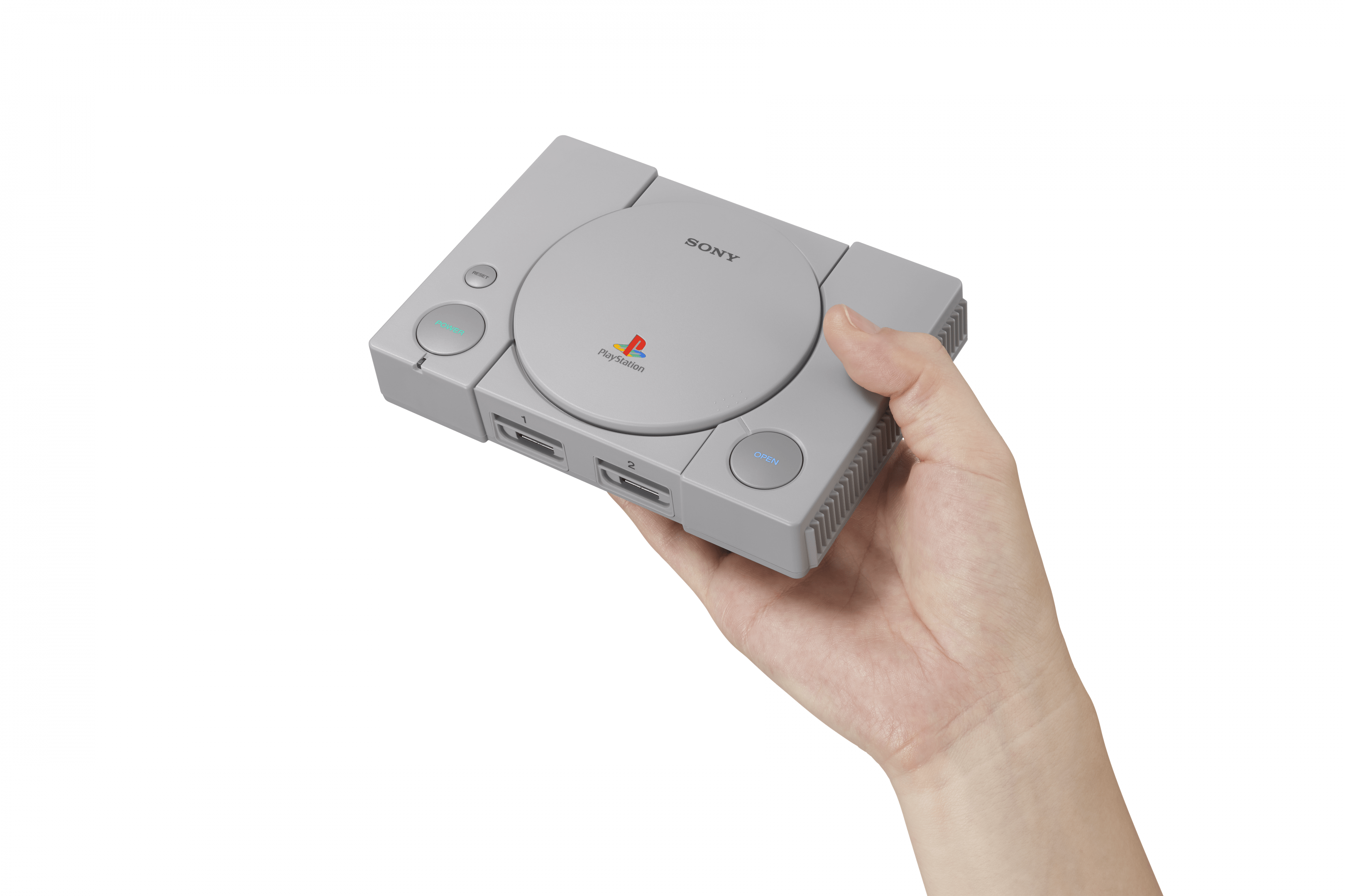 In Pictures – Take a look at the PlayStation Classic Photos