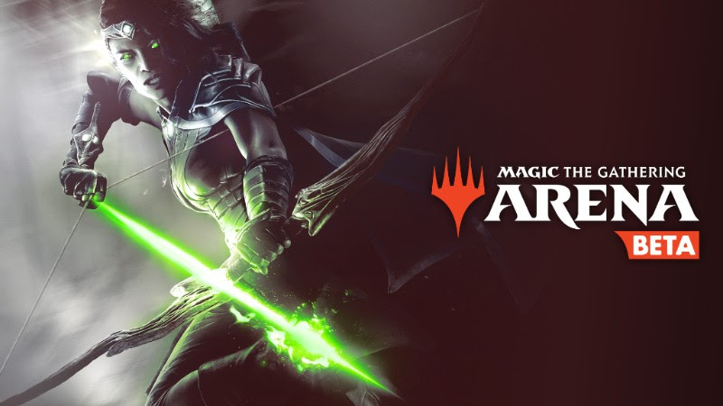 Magic the Gathering Arena is in open beta