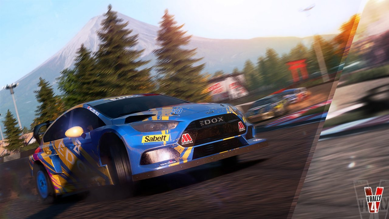 V Rally 4 Review – Good, not Great
