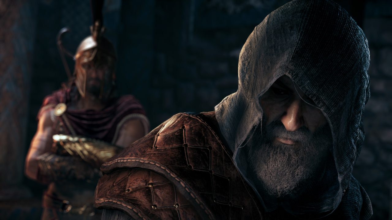 Assassin's Creed Odyssey DLC launches early next month