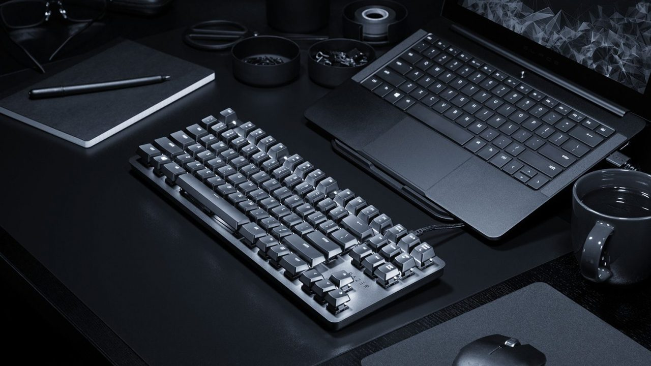 Razer BlackWidow Lite mechanical Keyboard offers peace and quiet