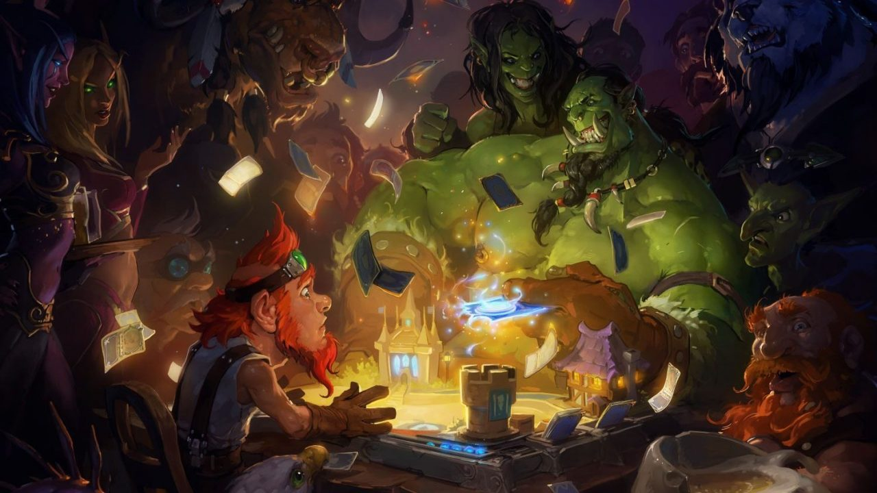 Blizzard announces there are now 100 million unique Hearthstone players