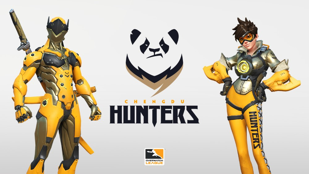 Chengdu Hunters are the newest Overwatch League team to be announced
