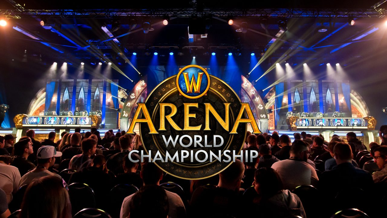 BlizzCon 2018 – Arena World Championships Finals World of Warcraft