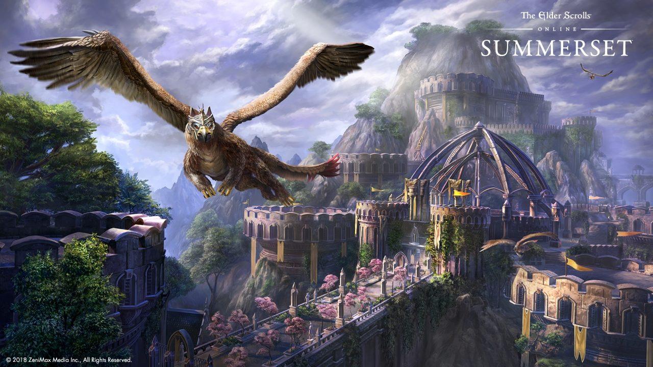 Bethesda's Matt Firor on The Elder Scrolls Online
