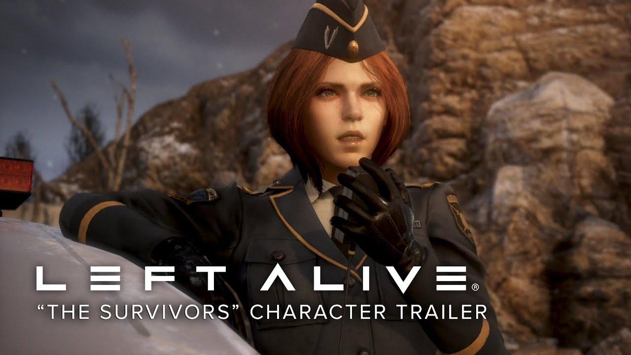New Left Alive trailer focuses on the survivors
