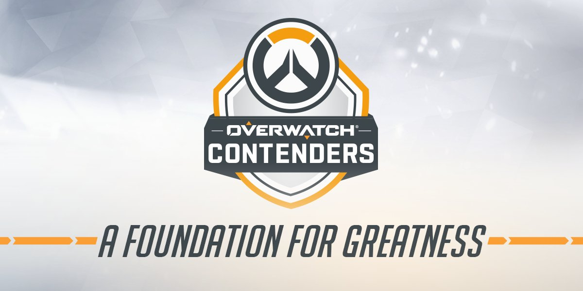 Overwatch Contenders Season 3 has begun