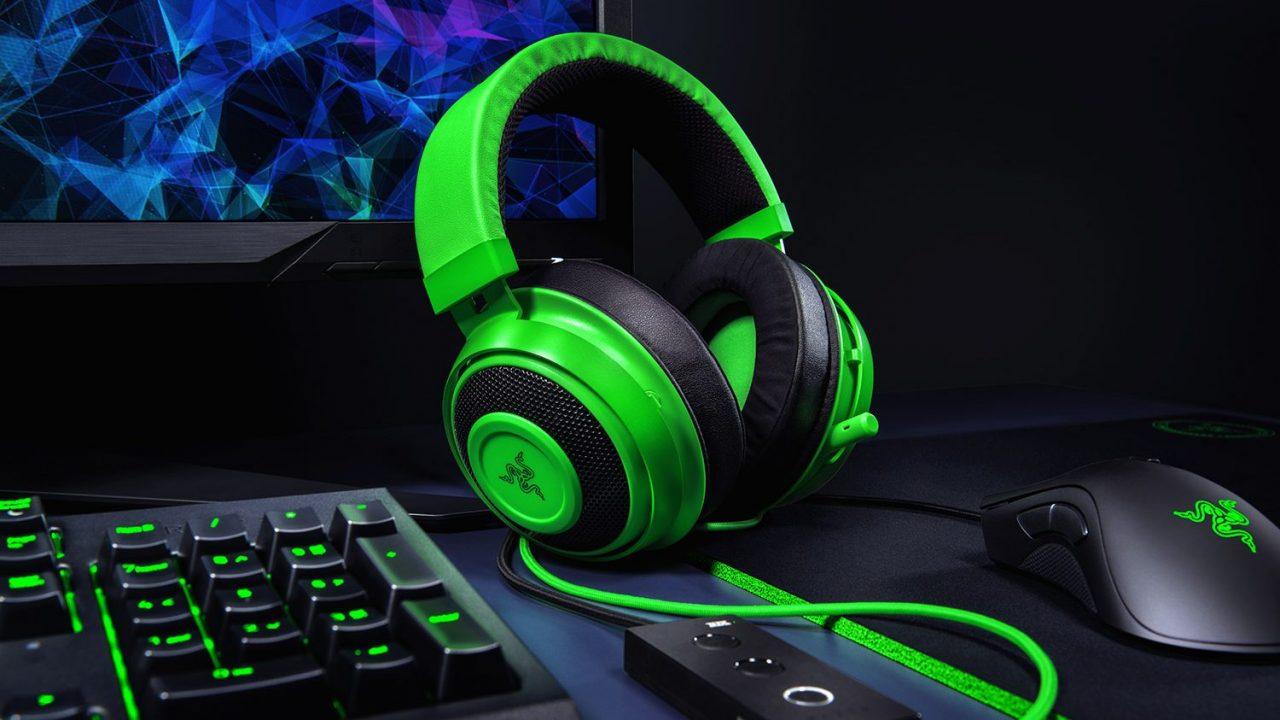 Razer Kraken Tournament Edition Review – Mean Green Chat Machine