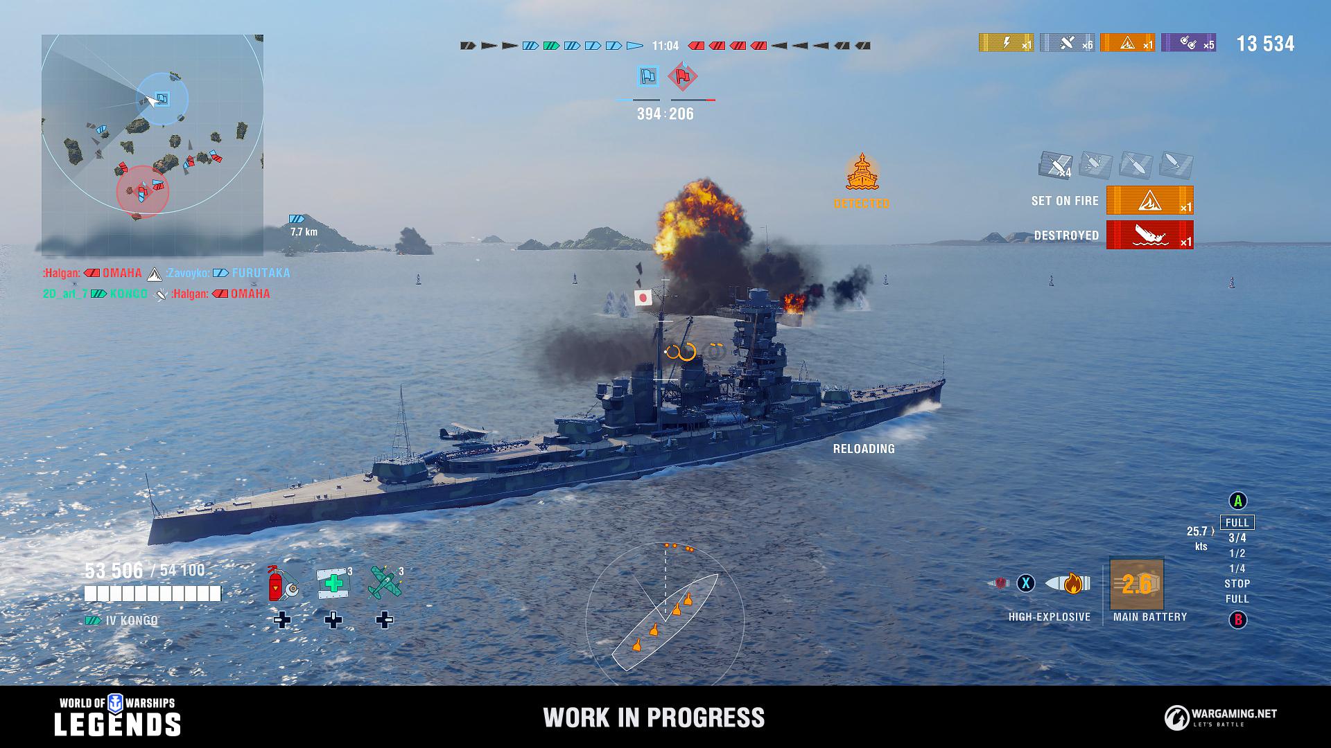 world of warships ps4