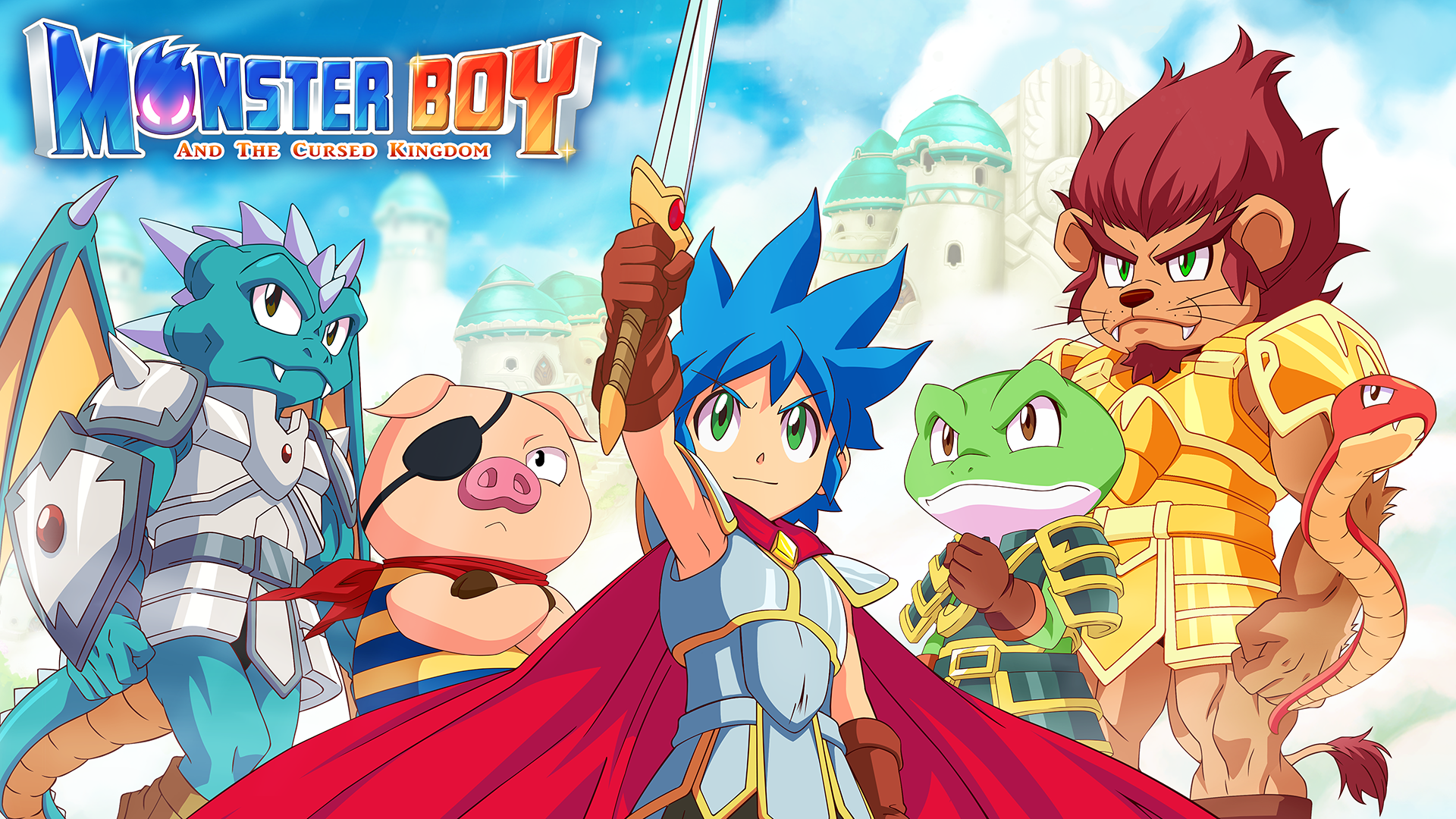 Monster Boy and the Cursed Kingdom Review – Wonders Cease