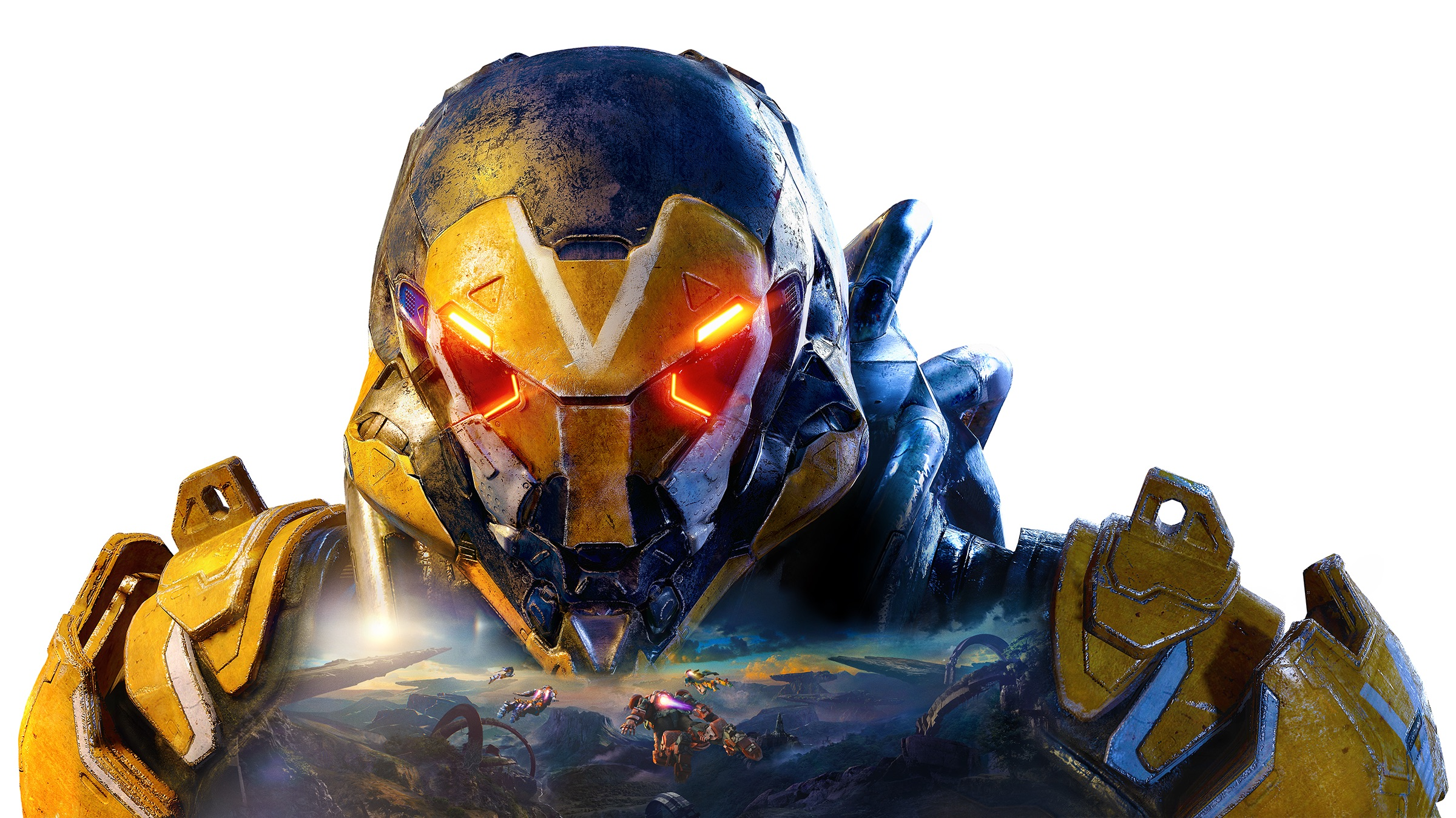 Anthem – BioWare's arrogance holds this loot shooter back from greatness