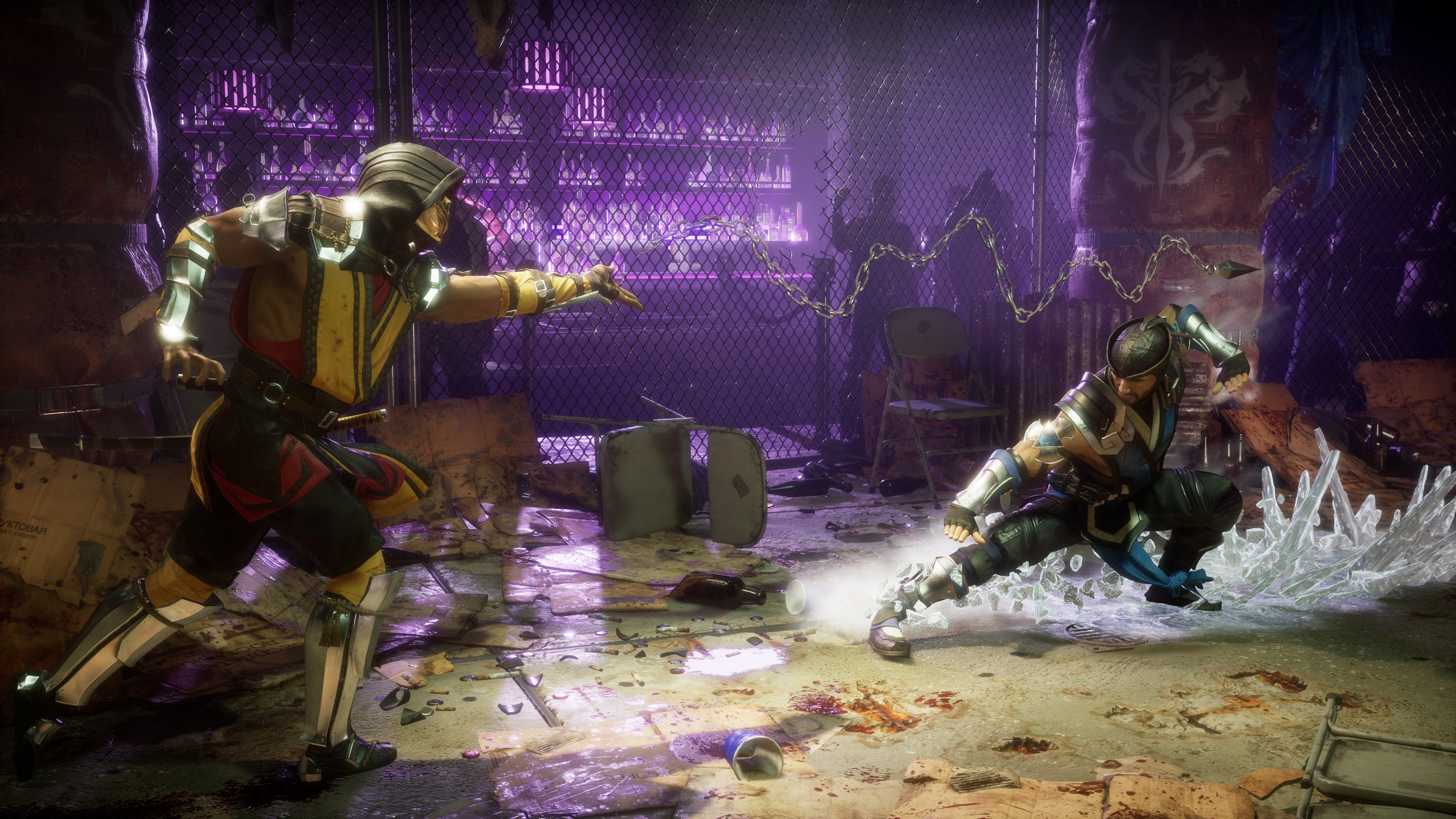Mortal Kombat 11 on Switch has a 15GB day one update   PowerUp!