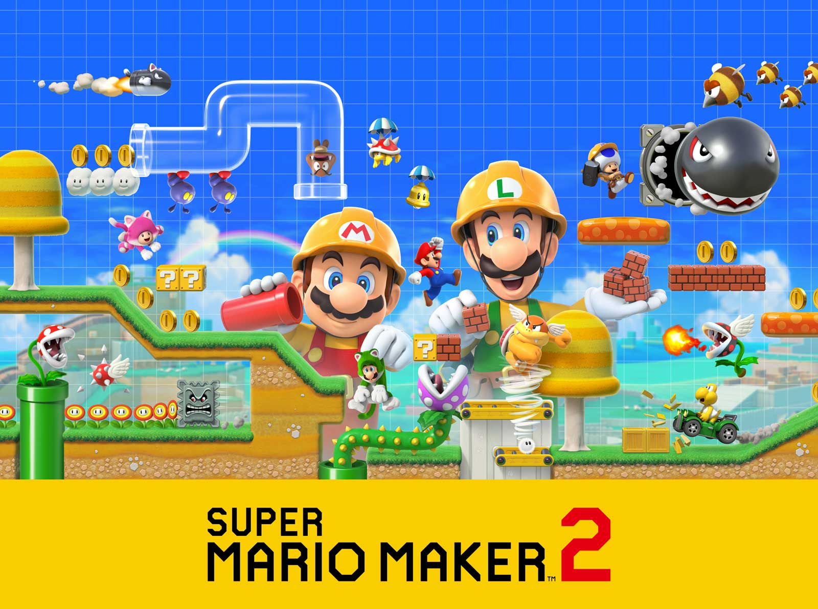 Super Mario Maker 2 on Switch is a flawless idea