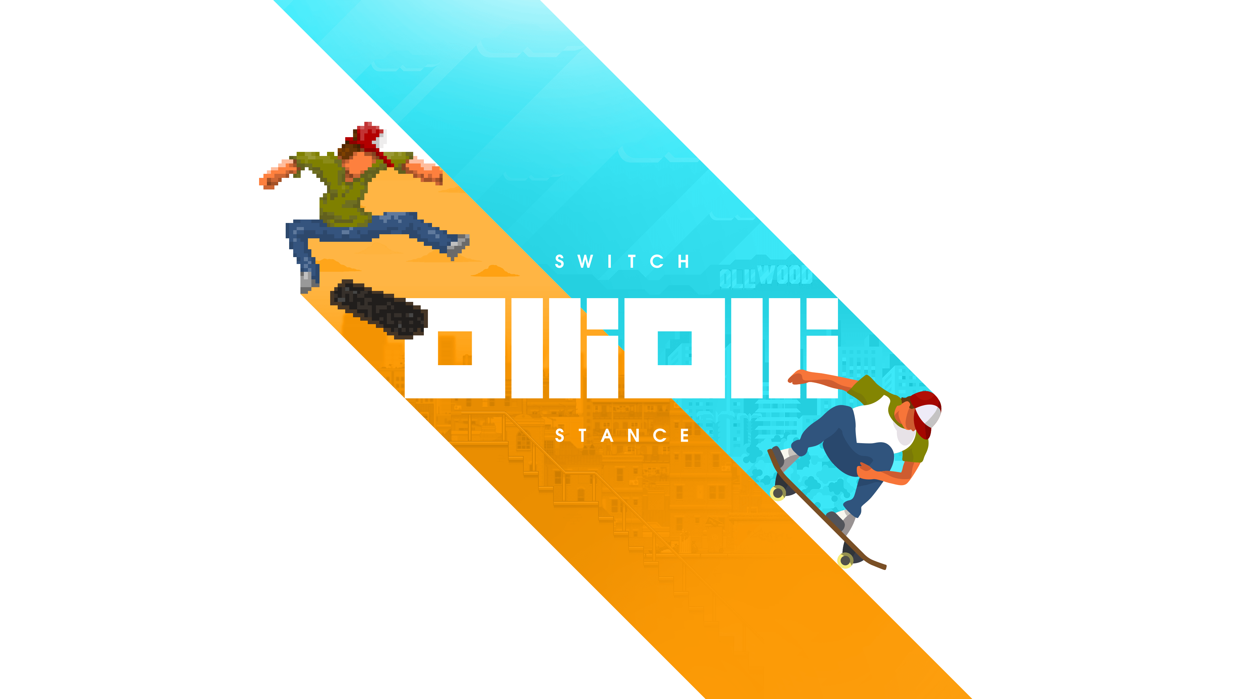 OlliOlli Switch Stance Review – Life's a trick, stunt it