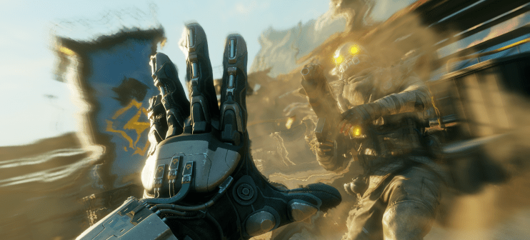 Become a Wasteland Superhero in Rage 2