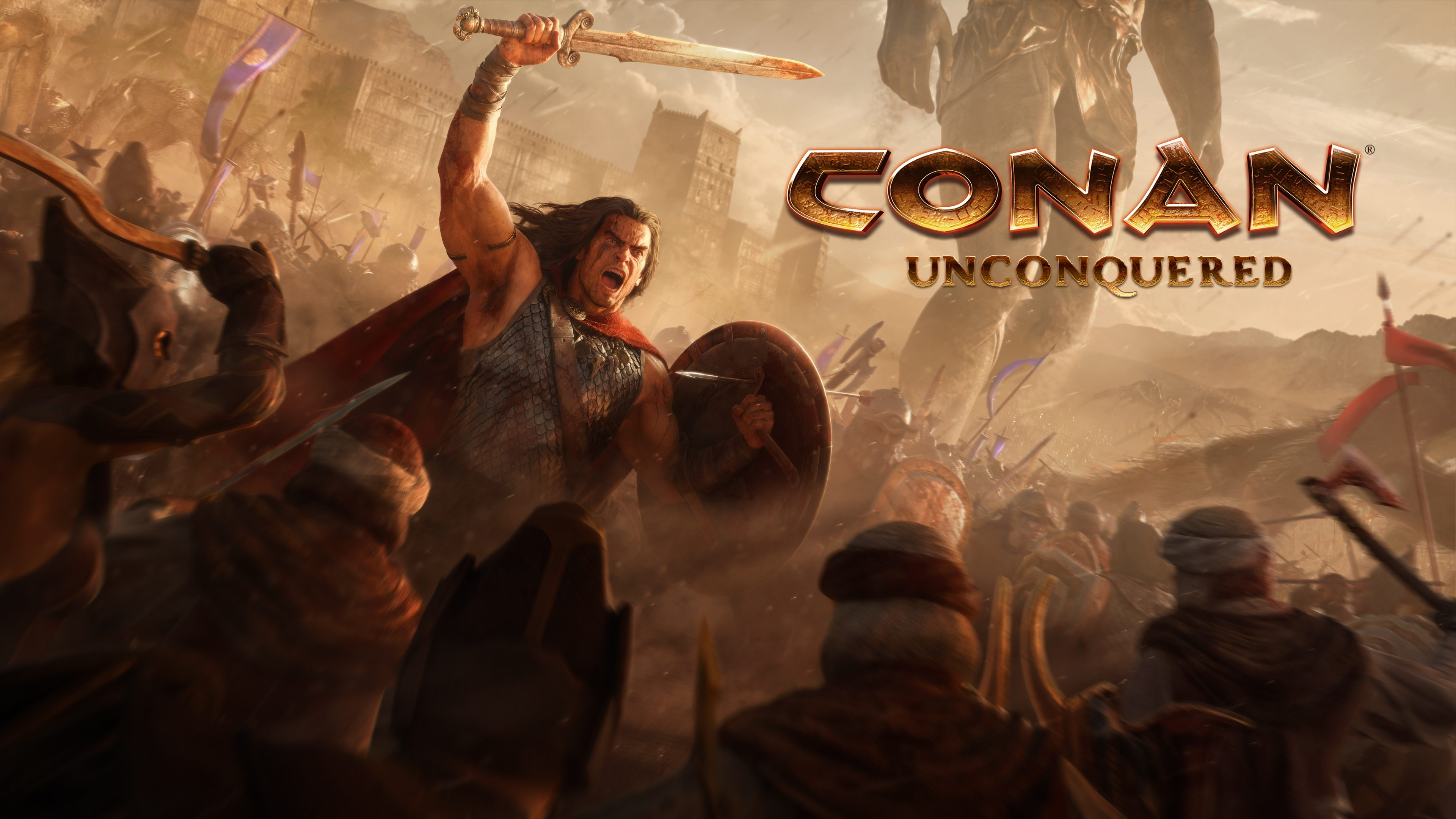 Conan Unconquered is the first RTS set in the Conan the Barbarian universe