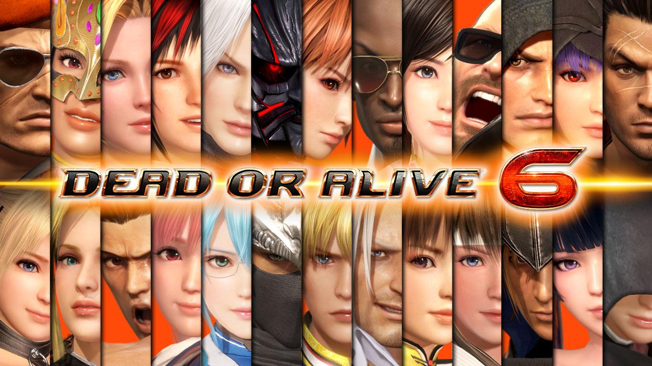 Image result for dead or alive 6