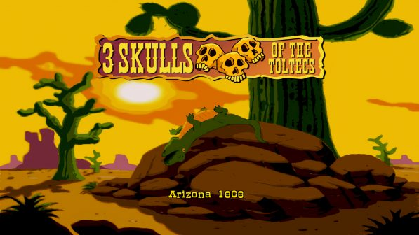 Fenimore Fillmore 3 Skulls of the Toltecs Review – Revisiting the Wild Wild West