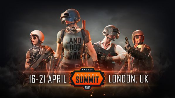 HyperX to sponser FACEIT Global Summit PUBG Classic in London
