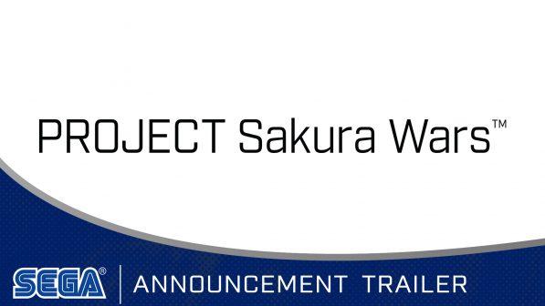 SEGA announces Project Sakura Wars coming to PS4 in 2020