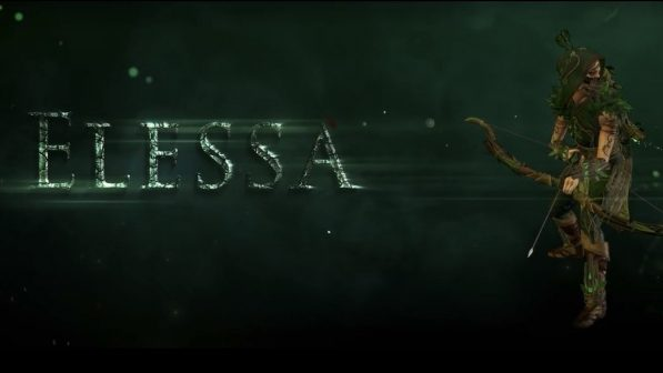 Meet the final hero in Warhammer Chaosbane; Elessa the Wood Elf