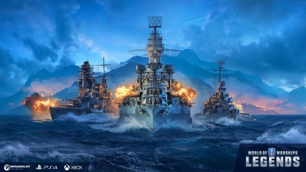 World of Warships Legends Review – You Sunk My Battleship