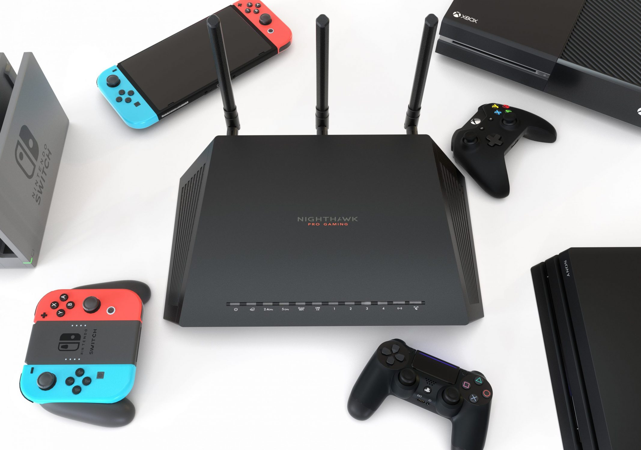 NETGEAR Smart Home & Pro Gaming Preview – Connecting People