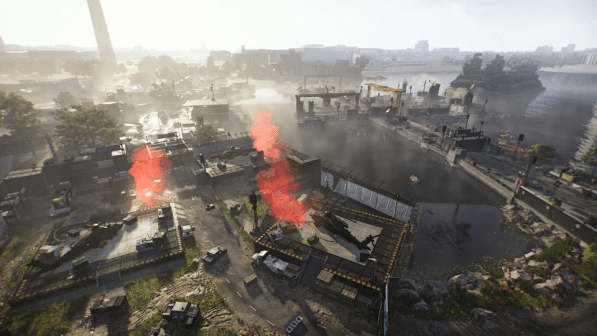 Division 2's Hardest Stronghold Drops Tomorrow - New Gear, Weapons, and Apparel