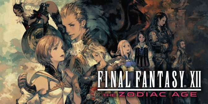 Check out the reversible cover-art for physical copies of Final Fantasy XII The Zodiac Age on Switch and Xbox One