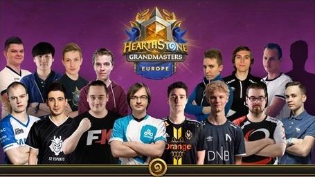 Meet the Hearthstone Grandmasters for Europe