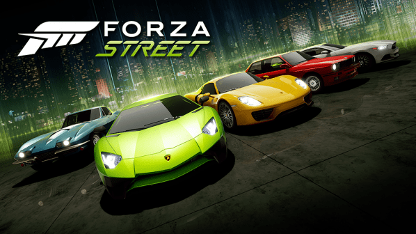 Forza Street is free-to-play on PC and coming soon to smartphones