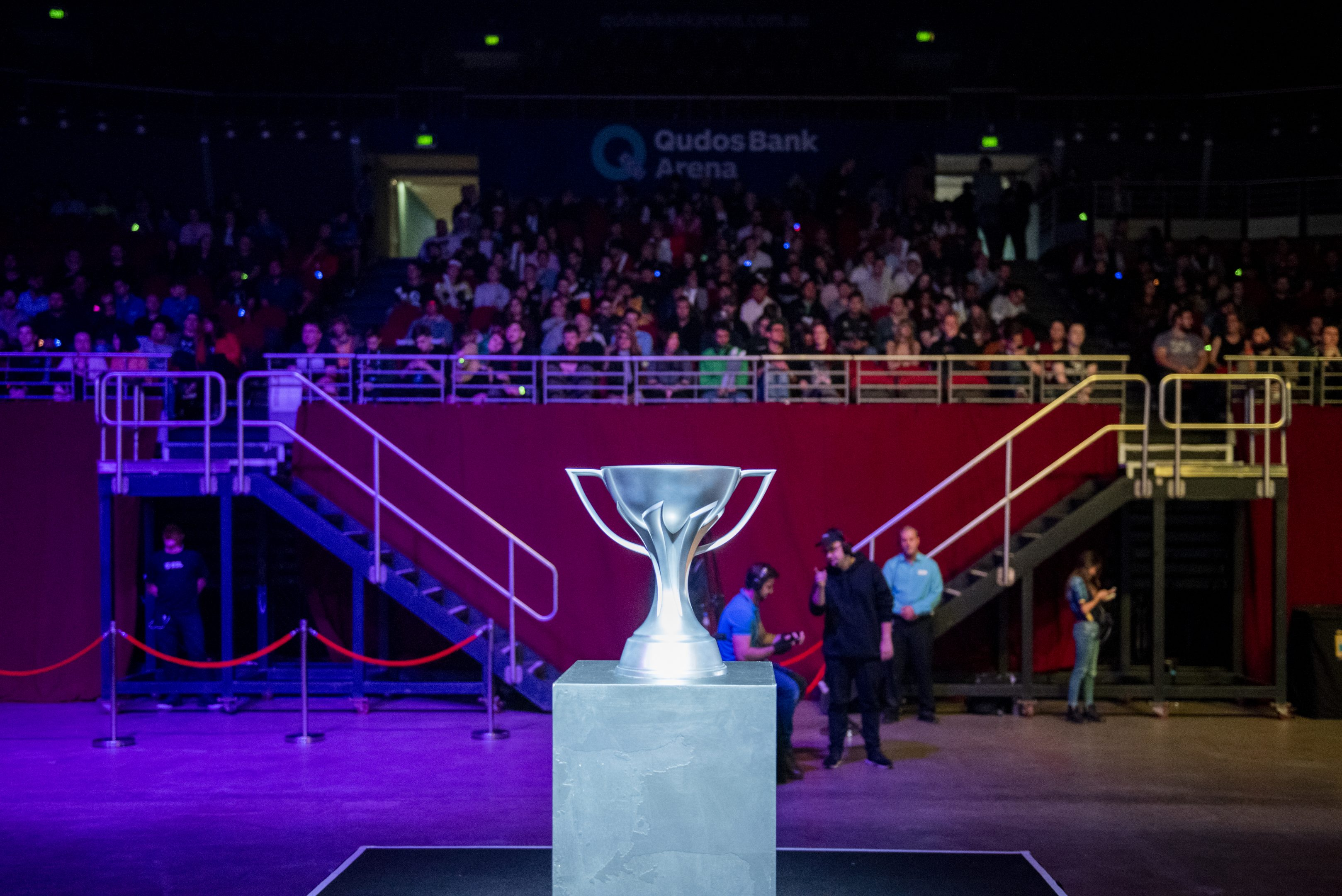 IEM Sydney 2019 Overwatch Contenders Australia Season 1